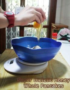 Create the Creamy Pancakes Mix!
