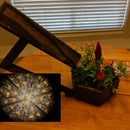 Tabletop Kaleidoscope Planter