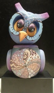 How to Make a Hidden Safe Disguised As a Lovely Owl Statue: the Sneaky Owl