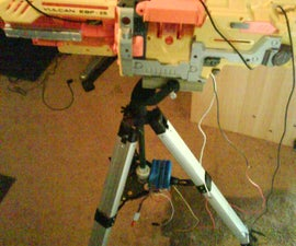 How to build an rc turret