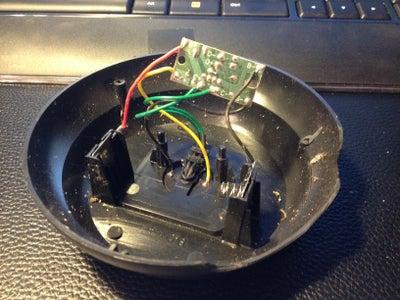 Remove the Electronics