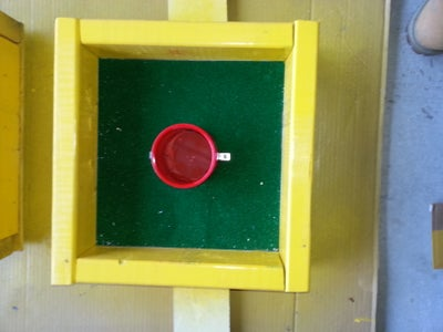 Washer  Toss Game