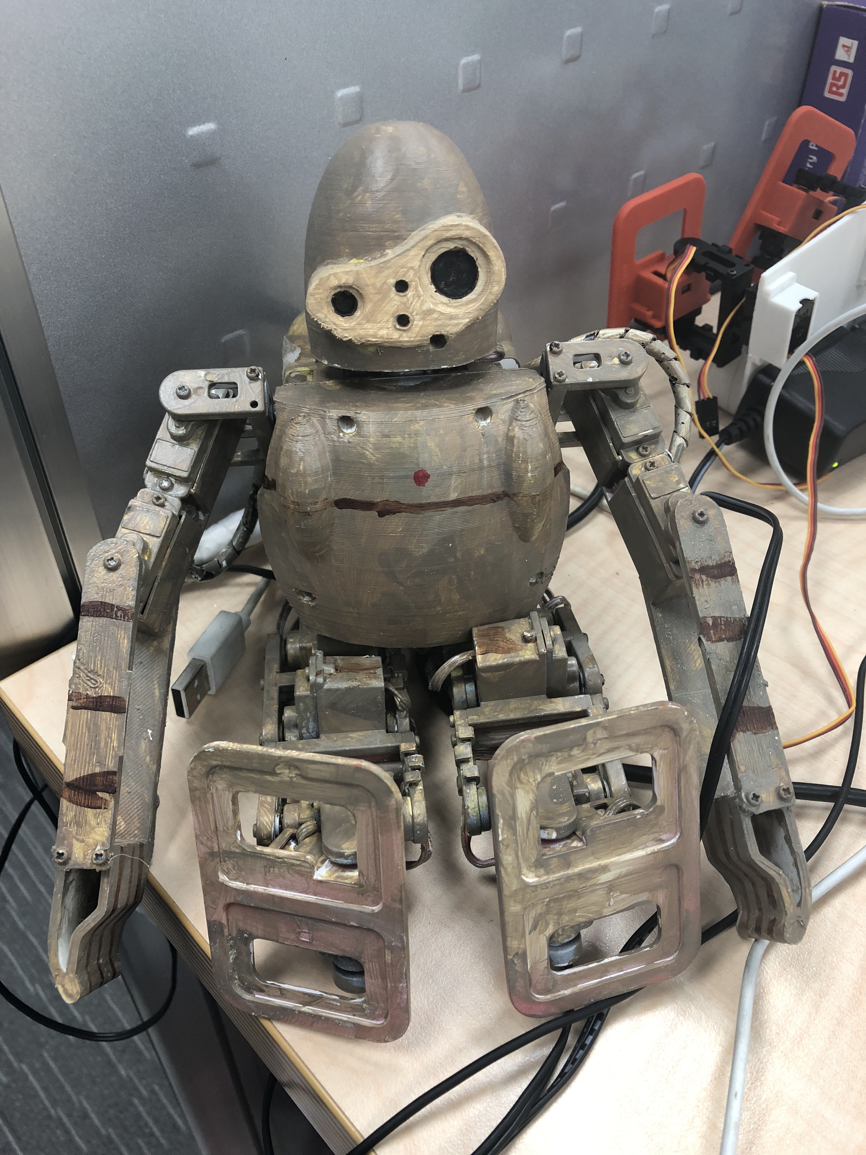 Picture of Make Your Laputa Robot