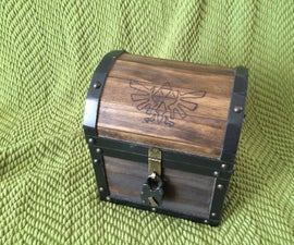 Legend of Zelda Chest