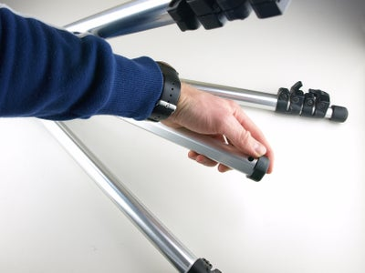 Disassemble Tripod and Get the Necessary Parts