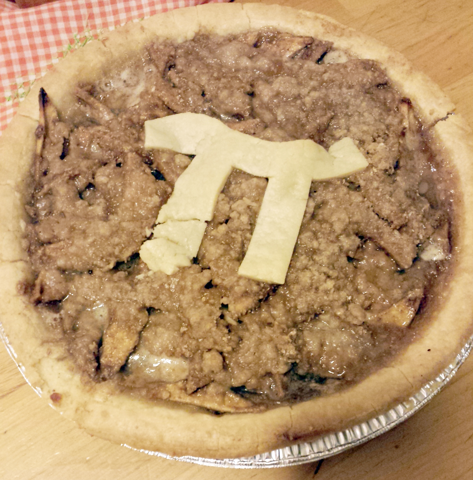 Picture of Come What Maple-Apple Pie!