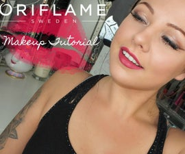 Smokey Wing Plum Lip Makeup Tutorial