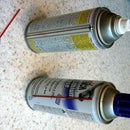 Make a Spray Can Nozzle Holster using Sugru