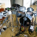 How to Make Your Real Drum Kit Work with Rock Band on Playstation 3