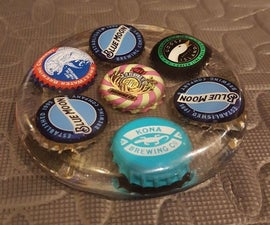 How to Make a Personalized Epoxy Resin Coaster