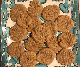 3-Ingredient Cookies Anyone Can Make!
