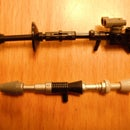 How to Make a Lego Minifig Sniper+RPG
