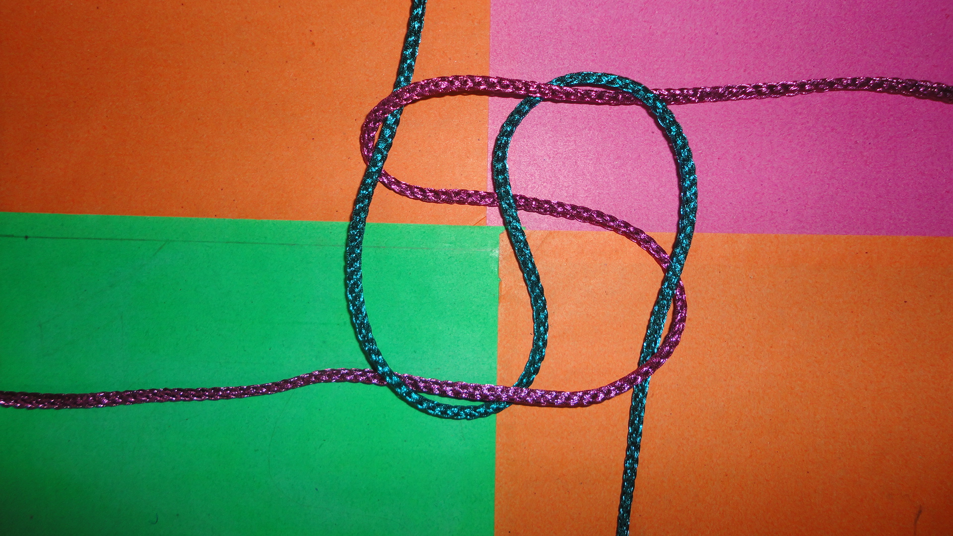 Picture of Cross Knot