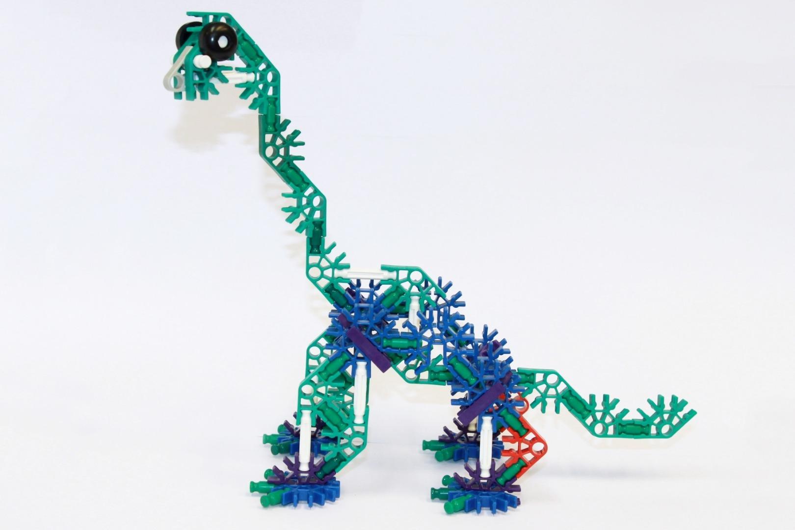 Picture of Brachiosaurus Dino