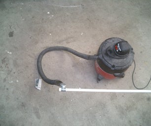 Vacuum Cannon (revisited)