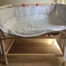 Bedside Baby Bed