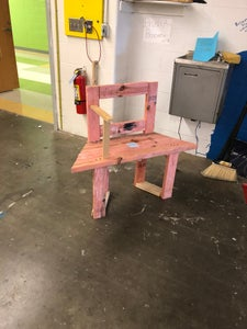 WoodBench Project