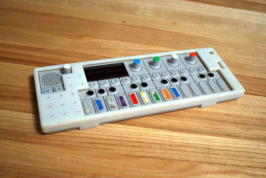 Picture of Make Your OP-1 Into a Toy
