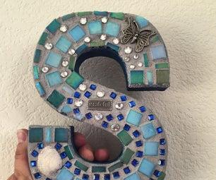 Mixed Media Mosaic Craft
