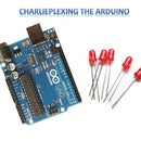 Charlieplexing the Arduino