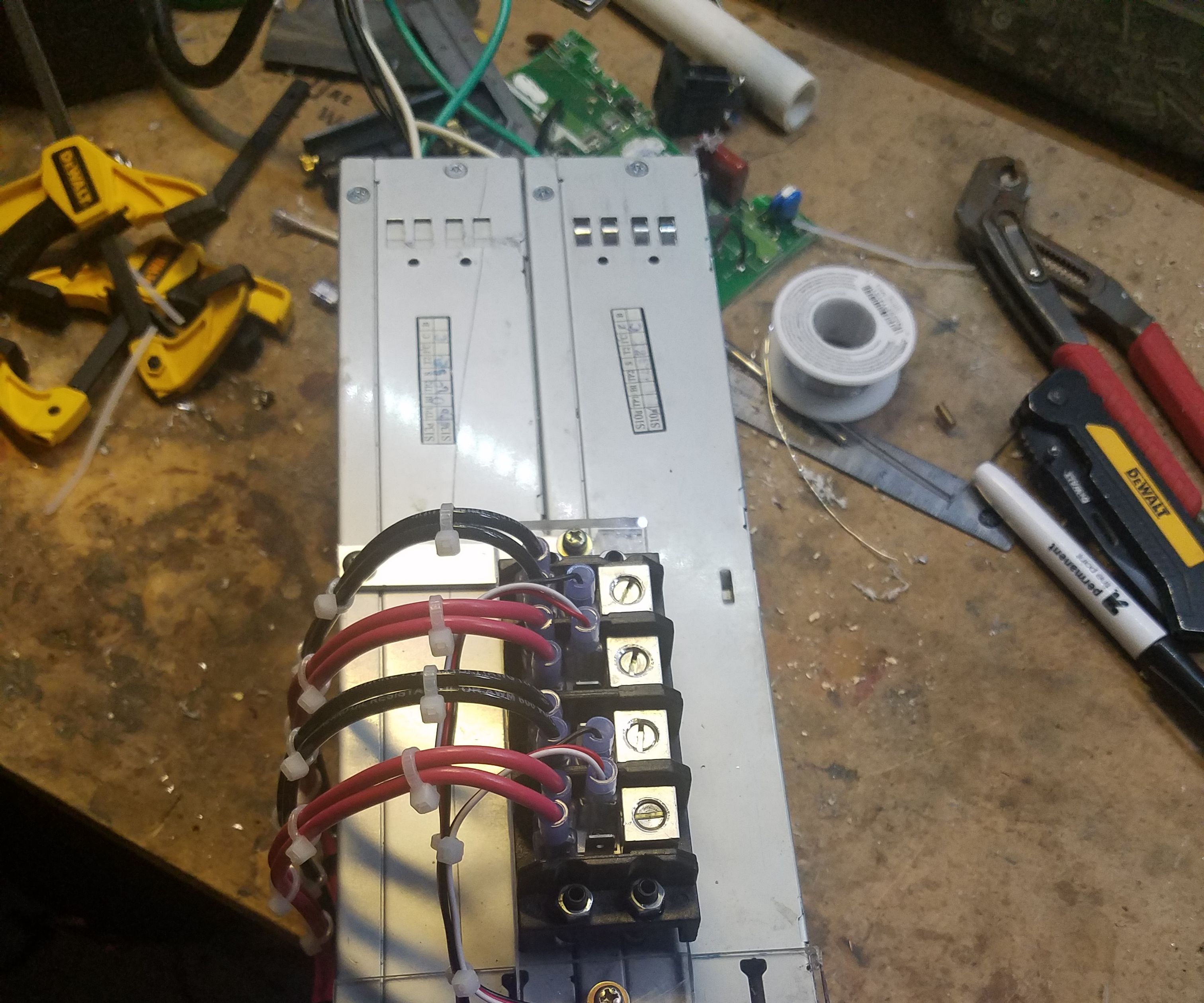 1200W 12/24V DC Power Supply for Cheap: 5 Steps (with Pictures)