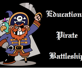 Educational Pirate Battleship