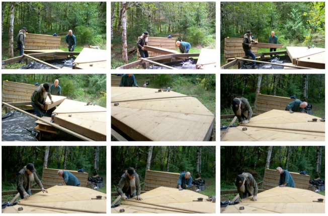 Picture of Assemble the Floor Panels