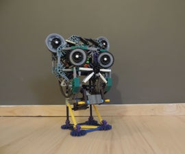 Knex Ball Machine Element: Mouse Head
