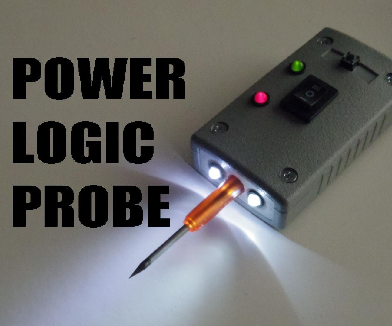 Power Logic Probe 5 Steps With Pictures Circuit Diagram