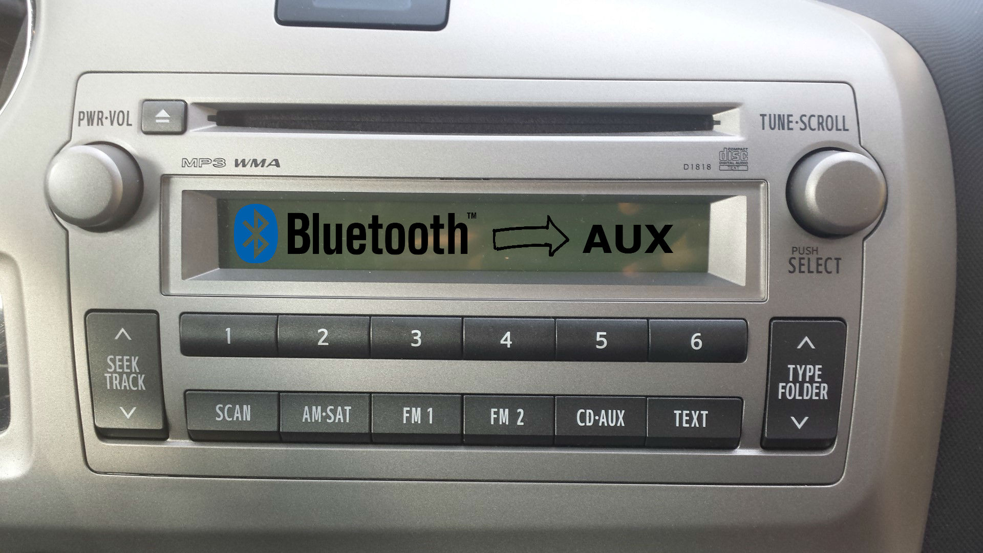 Picture of Adding Bluetooth Support to Your Car