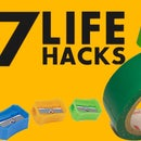 7 Sharpener Life Hacks You Should Know !