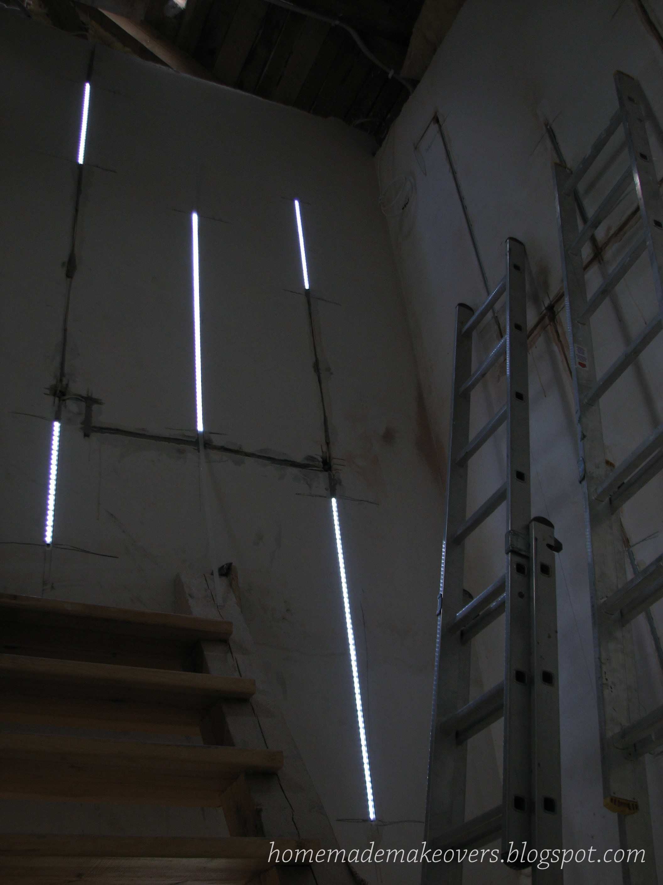 Picture of Connecting the Lights