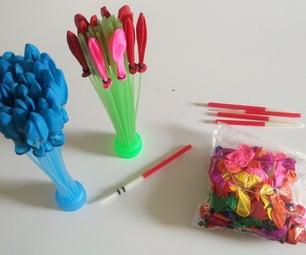 Multiple Water Balloon Filler - Refilling Tool