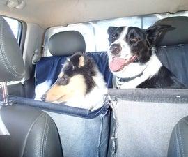Dog Travel Hammock!