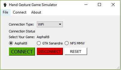 Hand Gesture Game Simulator Using Raspberry Pi