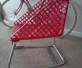 Shopping Cart Furniture - Part 2 - The Lounge Chair