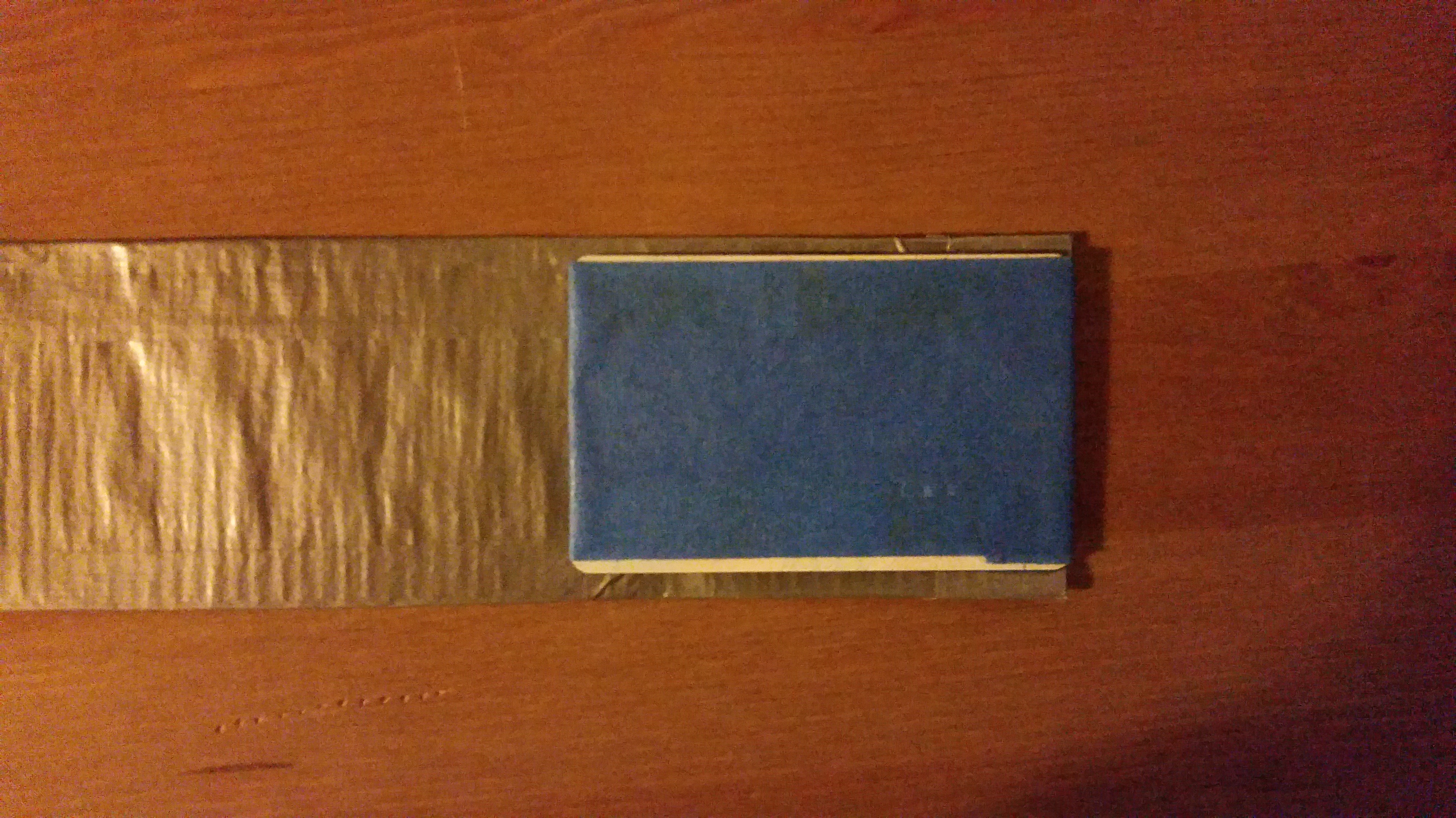 Picture of The Duct Tape Wallet, Assembly