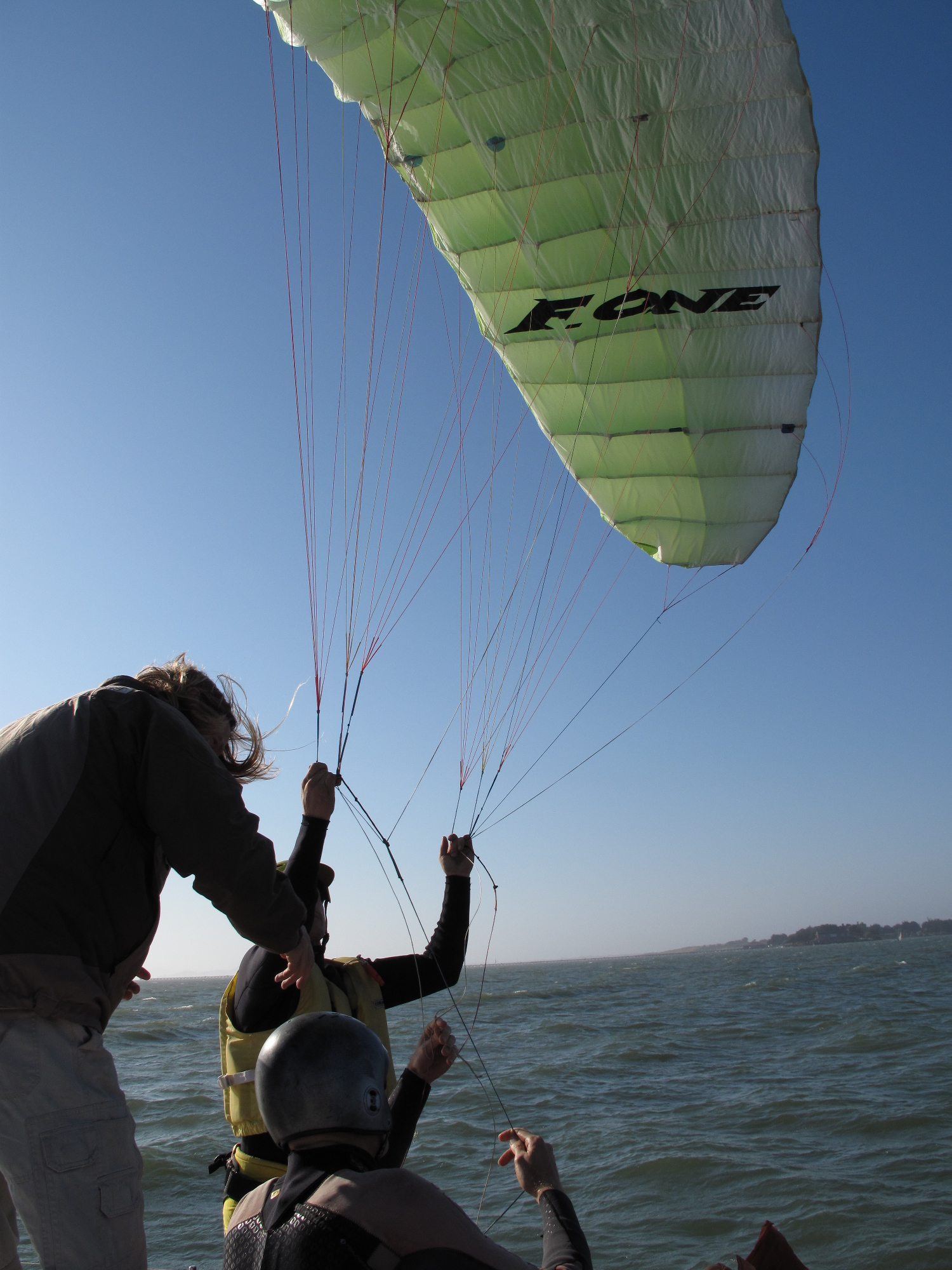 Picture of Kitesurfing Boat Launch
