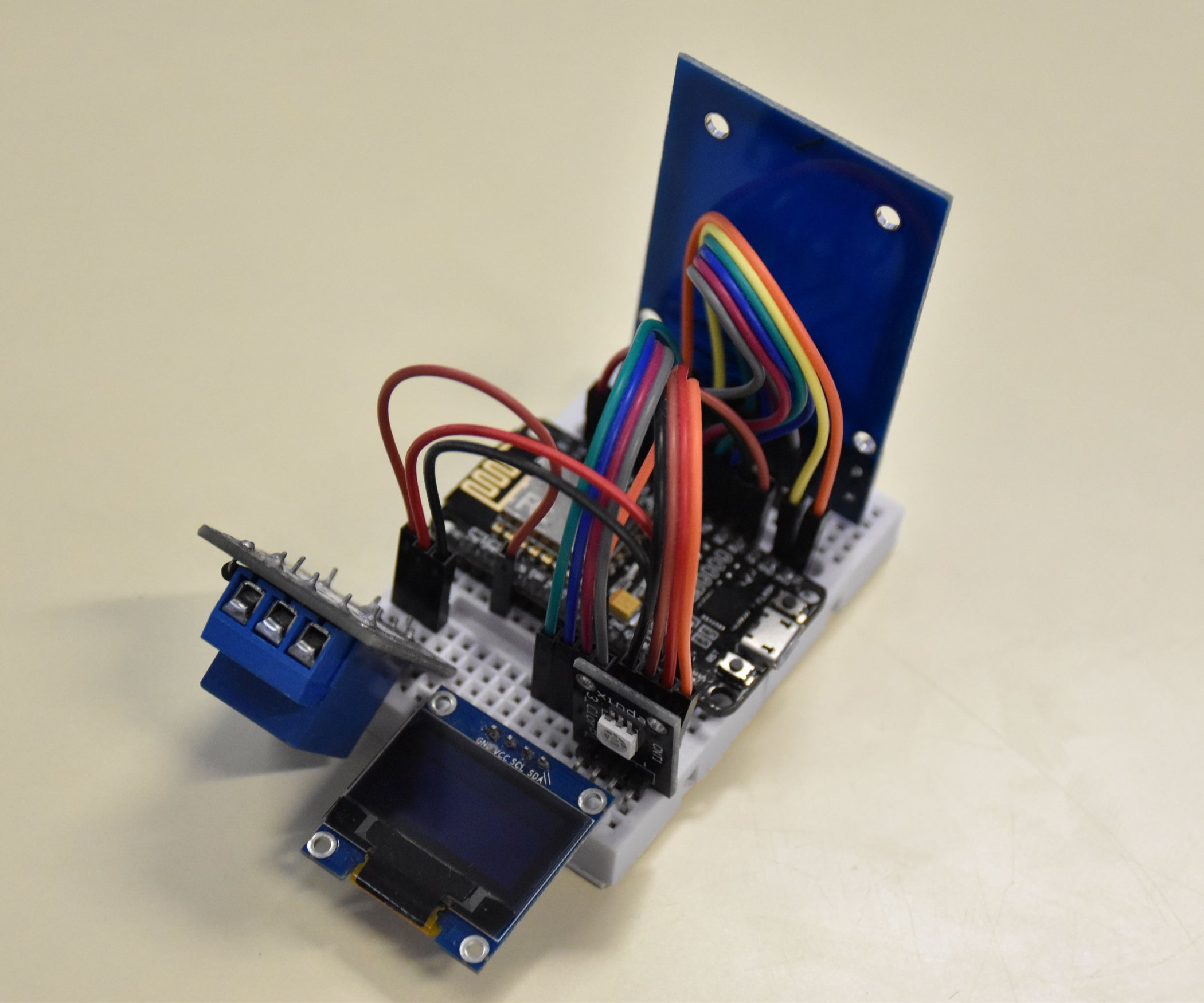 Wireless Rfid Door Lock Using Nodemcu 9 Steps With Pictures Based Access Control System 8051 Electronic Circuits