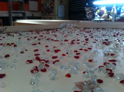 Glass Inlay