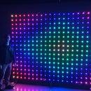 Huge Flexible Transparent LED Matrix Under $150. Easy to Make.