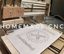 Homemade CNC