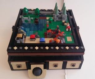 Arduino Lego Maze