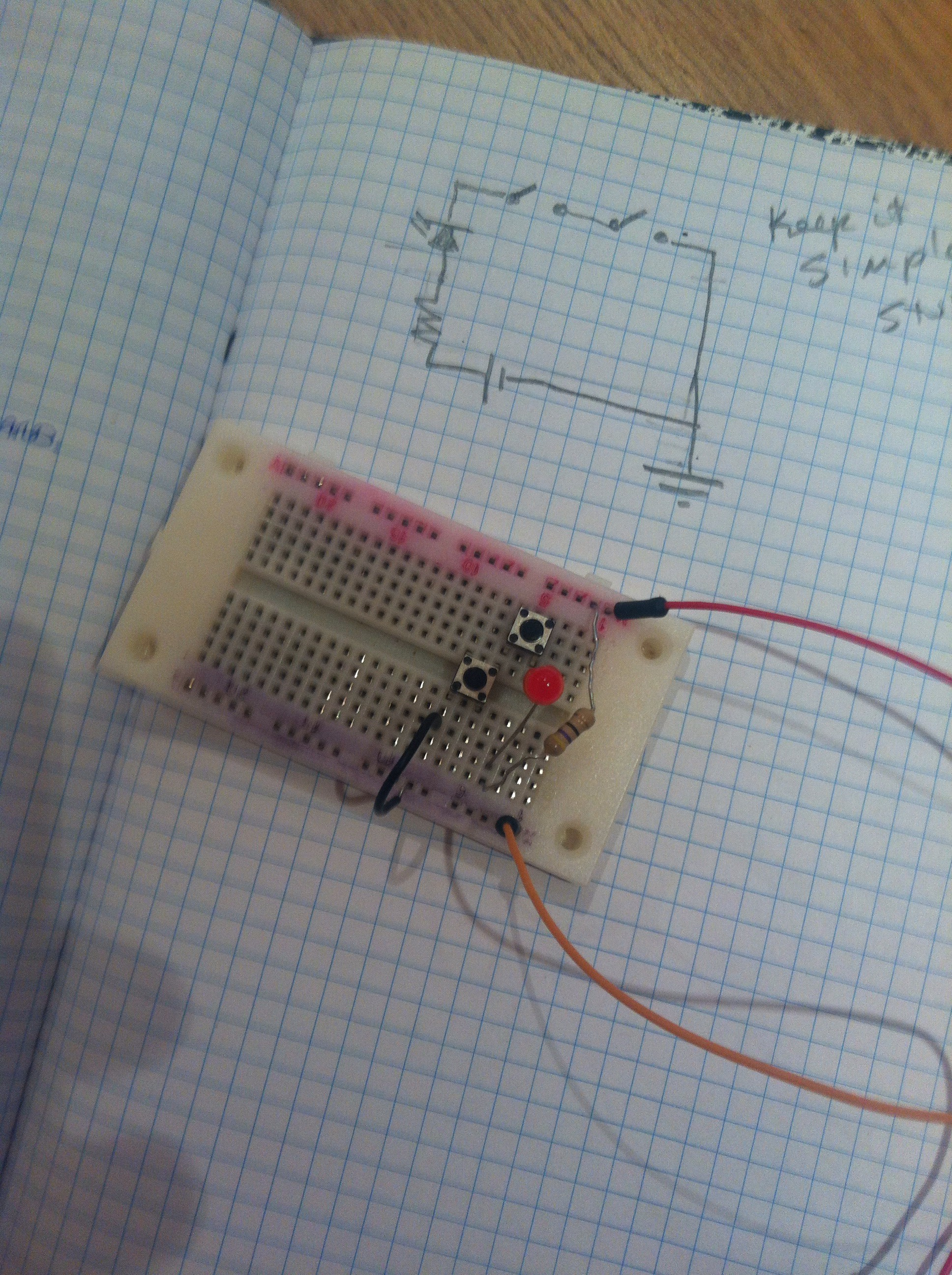 Picture of Designing and Breadboarding