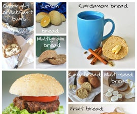 How to Make Every Kind of BREAD