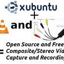 EasyCap DC60 (STK1160) + VLC + Xubuntu 13.10 = OpenSource Video Capture!!