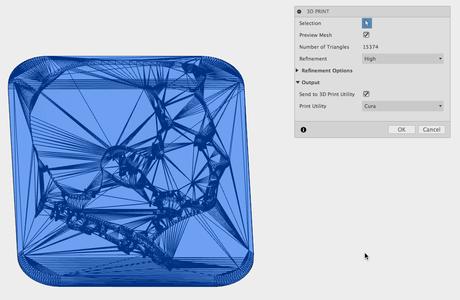 Fusion 360 – 3D Print