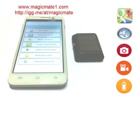 Magic Mate : tracker gprs hide camera and androids. Protect your lives,our love family