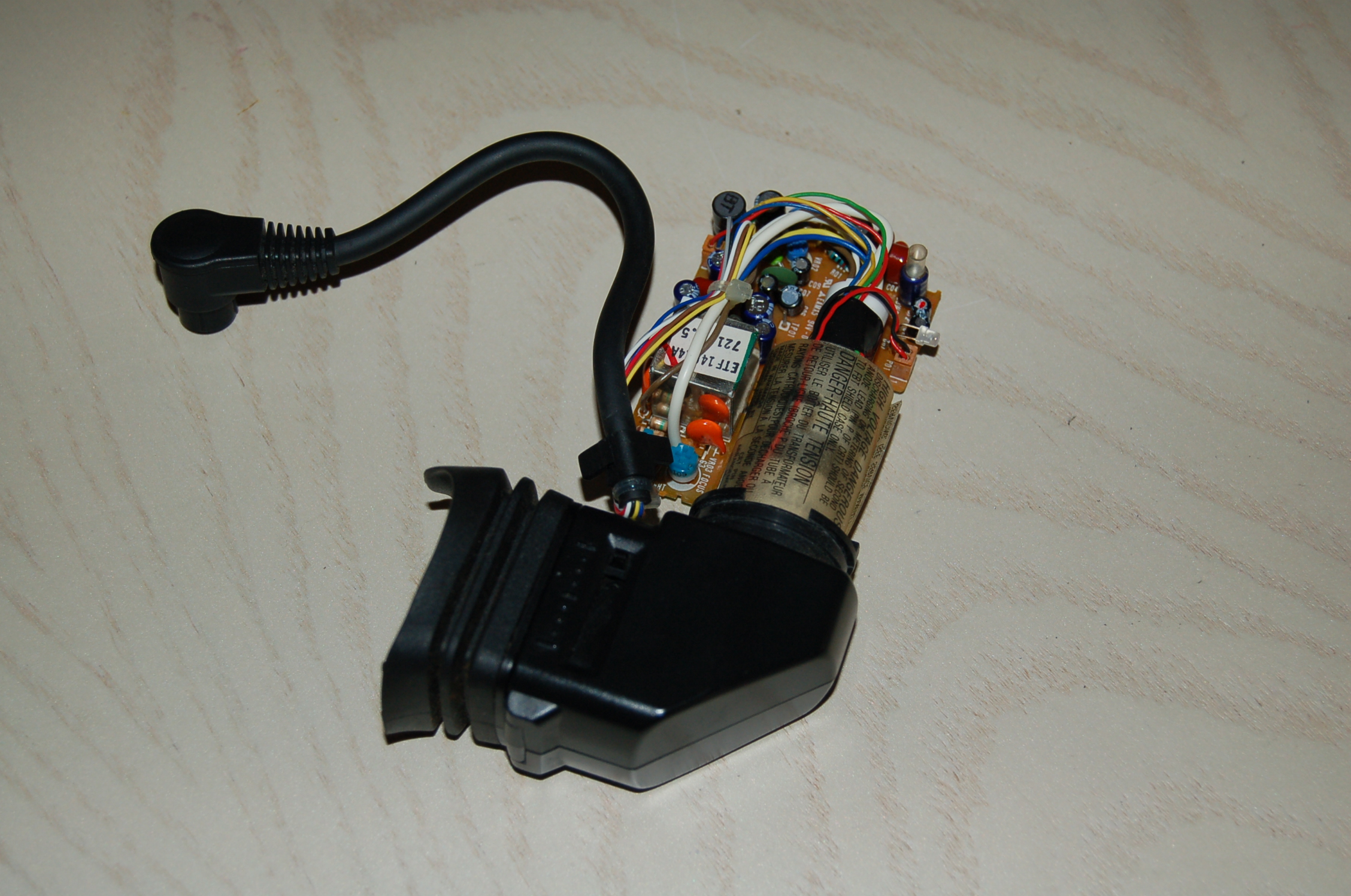 Picture of Disassemble the Viewfinder