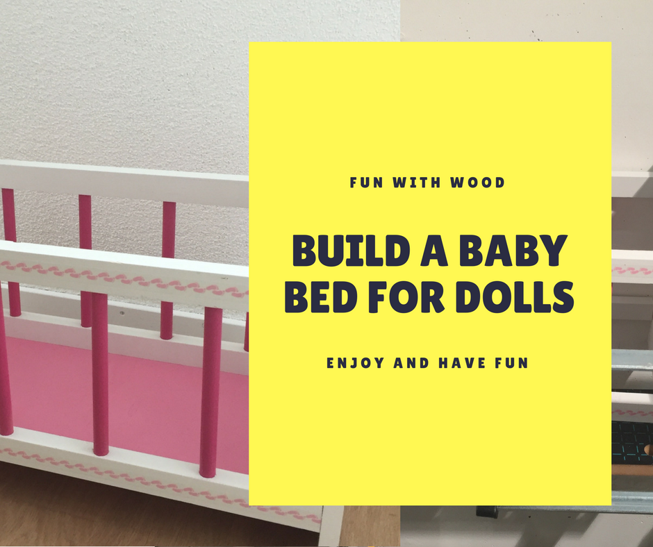 Picture of Baby Bed for Dolls